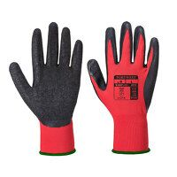 Flex Grip Latex Glove (RedBk / Large / R)