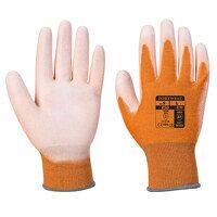 Antistatic PU Palm Glove (Orange / Mediu...