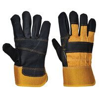 Furniture Hide Glove (Yellow / XL / R)