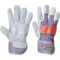 Classic Canadian Rigger Glove (Grey / XL / R)