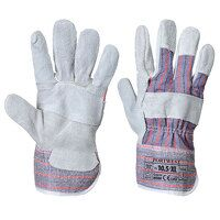 Canadian Rigger Glove (Grey / 3 XL / R)