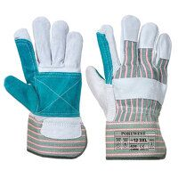 Double Palm Rigger Glove (GreyGreen / 3 XL / R)