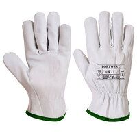 Oves Driver Glove (Grey / Large / R)
