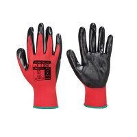 Flexo Grip Nitrile Glove (with retail bag) (RedBk ...
