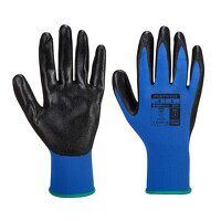 Dexti-Grip Glove (Blue / Large / U)