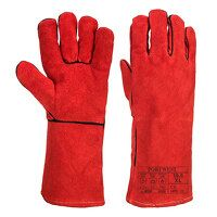Winter Welding Gauntlet (Red / XL / R)