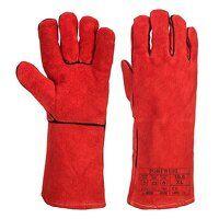 Winter Welding Gauntlet (Red / XL / R)