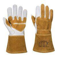 Ultra Welding Gauntlet (Brown / XL / R)