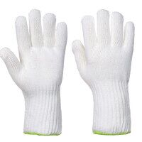 Heat Resistant 250? Glove (White / Large / R)