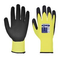 Vis-Tex Cut Resistant Glove - PU (YeBk / Small / R...