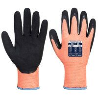 Vis-Tex Winter HR Cut Glove Nitrile (OrBk / XL / R...