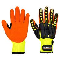 Anti Impact Grip Glove (YeOr / Large / R)