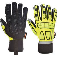 Safety Impact Glove Lined (Yellow / XXL ...