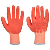 Supergrip Impact HR Cut Glove (Orange / XXL / R)