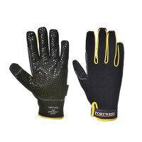 Supergrip - High Performance Glove (Black / Large / R)