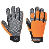 Comfort Grip - High Performance Glove (Orange / XL...
