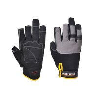 Powertool Pro - High Performance Glove (Black / La...