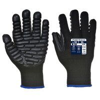 Anti Vibration Glove (Black / XXL / R)