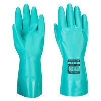 Nitrosafe Chemical Gauntlet (Green / XL / R)