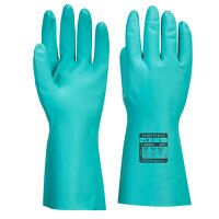 Nitrosafe Plus Chemical Gauntlet (Green / XL / R)