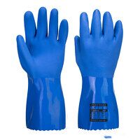 Marine Ultra PVC Chem Gauntlet (Blue / Medium / U)