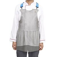Chainmail Apron (Silver / R)