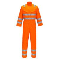 Araflame Hi-Vis Multi Coverall (Orange / Large / R...