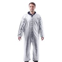 Proximity Coverall (Silver / XL / R)