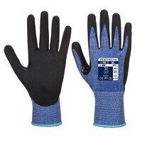 Dexti Cut Ultra Glove (BluBk / Small / R)