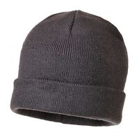Knit Cap Insulatex Lined (Grey / R)