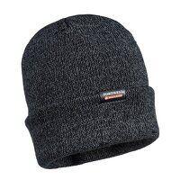 Reflective Knit Cap (Black / R)