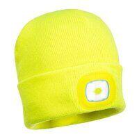 Junior Beanie LED Head Light  (Yellow / R)