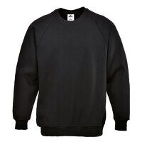 Roma Sweatshirt (Black / Large / R)