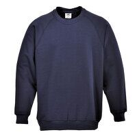 Roma Sweatshirt (DrkNav / Medium / R)