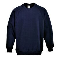 Roma Sweatshirt (Navy / 4XL / R)