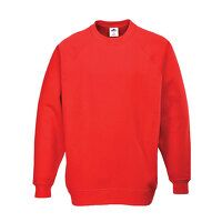 Roma Sweatshirt (Red / Small / R)