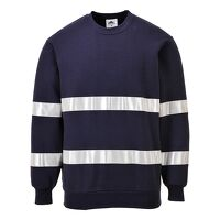 Iona Sweater (Navy / Large / R)