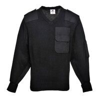Nato Sweater (Black / Large / R)