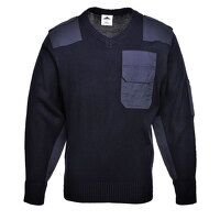 Nato Sweater (Navy / Large / R)