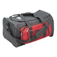 The Holdall Kitbag (Black / R)