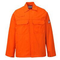 Bizweld Jacket (Orange / Small / R)