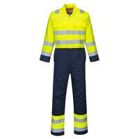 Hi-Vis Anti-Static Bizflame Pro Coverall...
