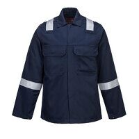 Bizweld Iona Jacket  (Navy / Large / R)