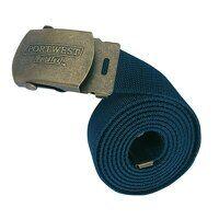 Elasticated Work Belt (Navy / XL / R)