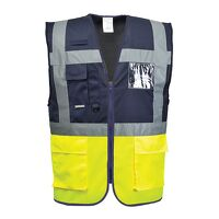 Paris Executive Vest (YeNa / XXL / R)