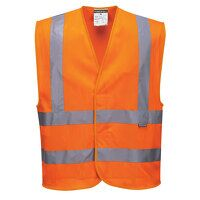 MeshAir Band & Brace Vest (Orange / SM /...