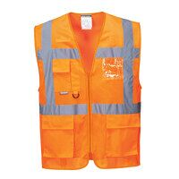 Athens MeshAir Executive Vest (Orange / ...