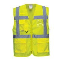 Athens MeshAir Executive Vest (Yellow / XL / R)