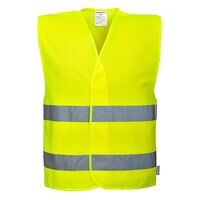VISITOR Hi-Vis Vest (Yellow / LXL / R)