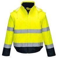 Essential 2-in-1 Jacket (YeNa / Large / R)